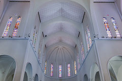 Catedral metropolitana Fortaleza Brasil Imagens de Stock Royalty Free