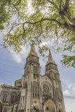 Catedral metropolitana Fortaleza Brasil fotos de stock