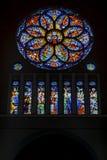 Catedral metropolitana Fortaleza el Brasil foto de archivo libre de regalías