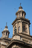 Catedral Metropolitana Royalty Free Stock Photo