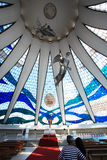 Catedral Metropolitana Nossa Senhora Aparecida stock photo