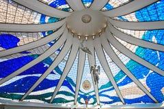 Catedral Metropolitana Nossa Senhora Aparecida Stock Images