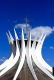 Catedral Metropolitana Nossa Senhora Aparecida Royalty Free Stock Images