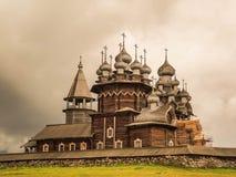 A catedral na ilha da serpente Foto de Stock