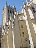 Catedral nacional Foto de archivo