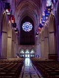 Catedral nacional Fotografía de archivo libre de regalías