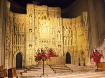 Catedral nacional fotos de archivo libres de regalías