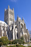 Catedral (nacional de Washington) fotografia de stock