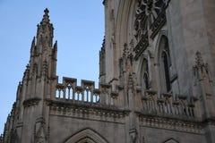 Catedral nacional en Washington DC imágenes de archivo libres de regalías