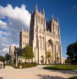 Catedral nacional en Washington DC Imagenes de archivo