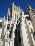 Catedral nacional gótica Fotos de archivo libres de regalías