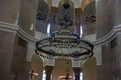 A catedral naval de São Nicolau o Wonderworker - las construídos Imagem de Stock Royalty Free