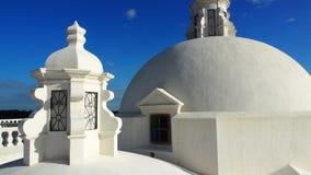 Catedral Nicaragua de León Fotos de archivo