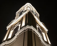 Catedral in night Royalty Free Stock Image