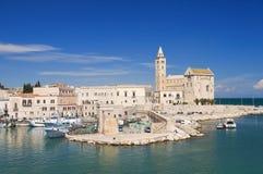 Catedral no mar. Imagens de Stock Royalty Free