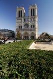Catedral Notre Dame Fotografia de Stock