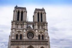 Catedral Notre Dame Foto de archivo