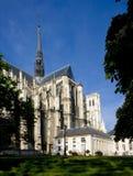 Catedral Notre Dame, Amiens, Picardía, Francia foto de archivo libre de regalías