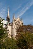Catedral Notre-Dame de Reims Imagen de archivo
