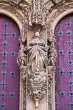 Catedral nova de Salamanca (Catedral Nueva) Imagem de Stock Royalty Free
