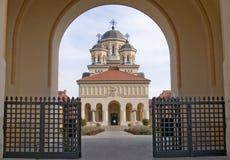 Catedral ortodoxa Fotografía de archivo libre de regalías