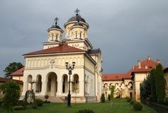 Catedral ortodoxa Foto de archivo libre de regalías