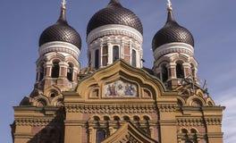 Catedral ortodoxa Imagen de archivo