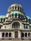 Catedral ortodoxa búlgara en Sofía Fotografía de archivo libre de regalías