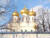 Catedral ortodoxa de la trinidad foto de archivo libre de regalías