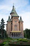 Catedral ortodoxa de Timisoara, Rumania Fotos de archivo