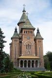 Catedral ortodoxa de Timisoara, Rumania Imagen de archivo