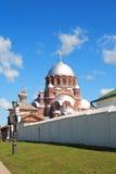 Catedral ortodoxa rusa vieja Imágenes de archivo libres de regalías