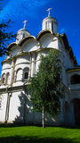 Catedral ortodoxa vieja en el Kremlin Imagen de archivo
