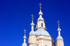 Catedral ortodoxo Imagens de Stock