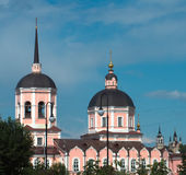 Catedral ortodoxo Imagem de Stock