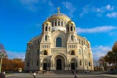 Catedral ortodoxo de São Nicolau Fotos de Stock Royalty Free