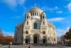 Catedral ortodoxo de São Nicolau Imagem de Stock Royalty Free