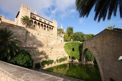 Catedral, Palma de Mallorca Imagen de archivo libre de regalías