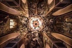 Catedral patriarcal de la ascensión santa de dios en Tsarevets Fotos de archivo libres de regalías