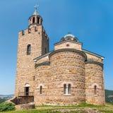 Catedral patriarcal restaurada pero unconsecrated de Ascensi santo Imagenes de archivo
