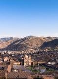 Catedral - Peru de Cusco fotos de stock
