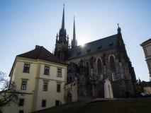 Catedral Petrov Imágenes de archivo libres de regalías