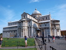 Catedral, Piza, Italy Imagem de Stock Royalty Free