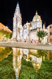 Catedral Primada, Toledo, España, Imagenes de archivo