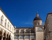 Catedral principal Foto de archivo libre de regalías