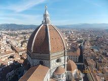 A catedral principal de Florença Foto de Stock