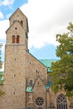 Catedral principal de Hildesheims (Dom en alemán) Fotos de archivo libres de regalías