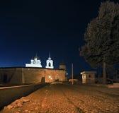 Catedral Pxkov da trindade Imagem de Stock Royalty Free