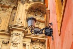 Catedral real de Granada Foto de Stock Royalty Free