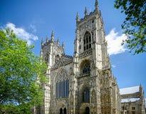 Catedral Reino Unido de York imagen de archivo libre de regalías